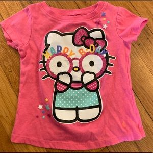 Hello Kitty Birthday Shirt